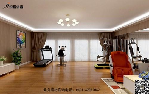 私家家庭健身房的健身器材怎么搭配才合理