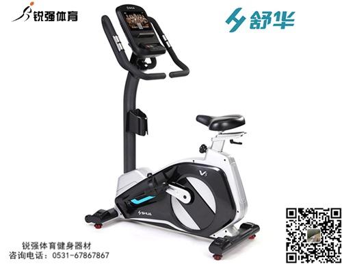 锐强体育推荐健身器材-立式商用健身车SH-B8900U