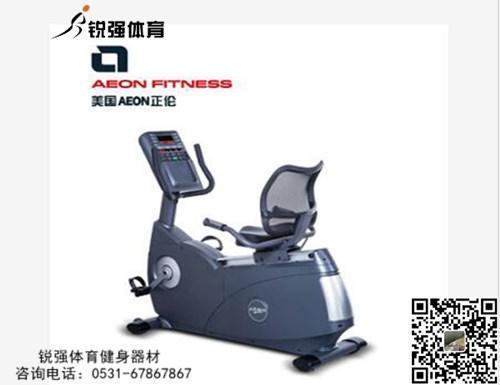 锐强体育推荐健身器材-正伦卧式健身车75R