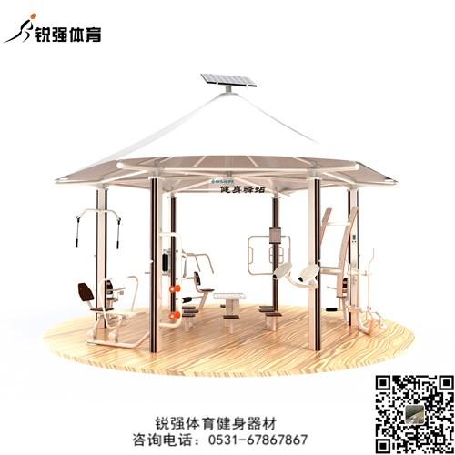 舒华智能健身驿站SH-04300