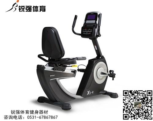 锐强体育推荐健身器材-X5-R卧式健身车SH-B5700R