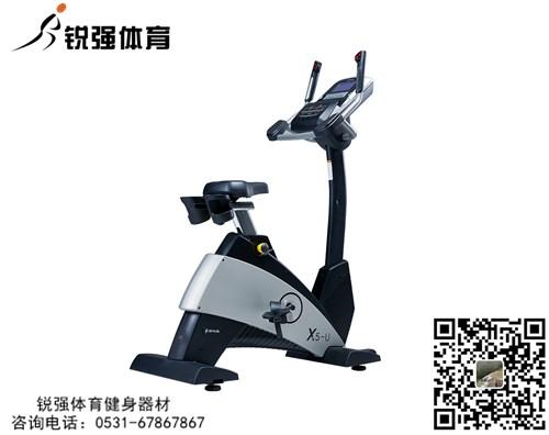 锐强体育推荐健身器材-X5-U立式健身车SH-B5700U