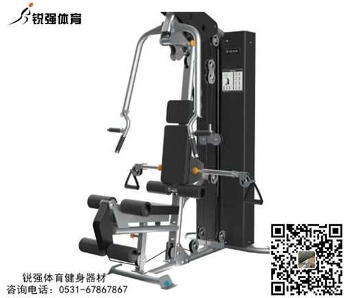 单人站高端综合训练器SH-G6501