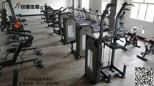 济南欧派单位健身房
