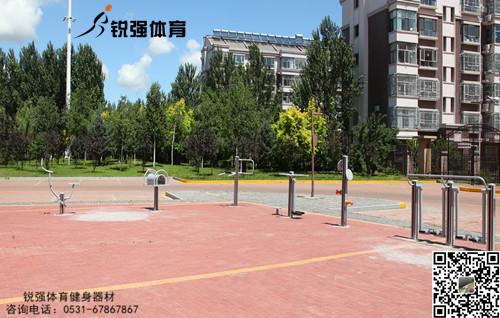 济南天桥健身中心