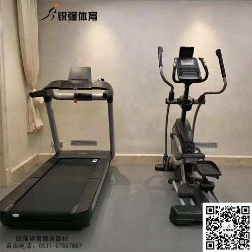 淄博某小区私家健身房