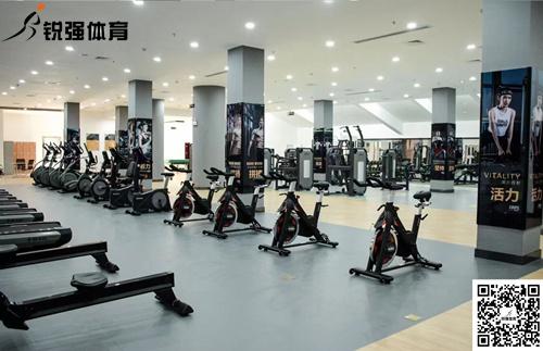 长沙某集团单位健身房