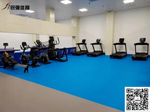 济南某单位健身房