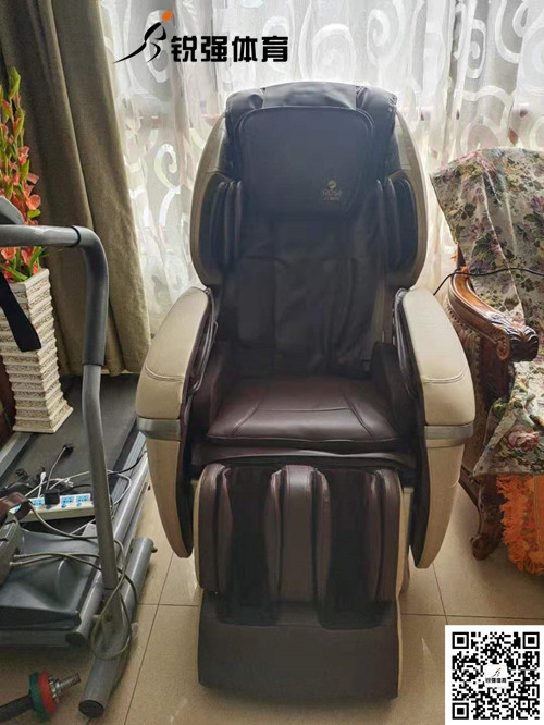 潍坊某小区业主选的按摩椅