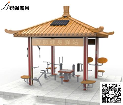 舒华智能健身驿站SH-O6501