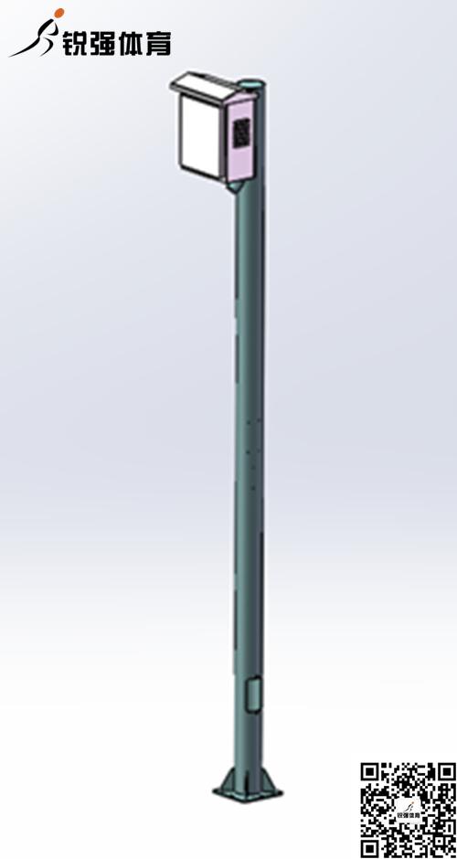 校园体育用品—电压转换柱SH-05208