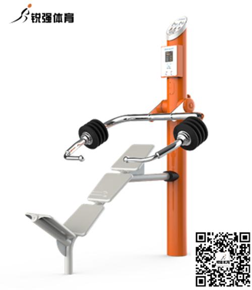 校园体育用品-智能推胸训练器(SH-O5003Z)