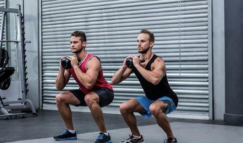 锐强体育告诉您:塑身减肥为什么建议做深蹲?