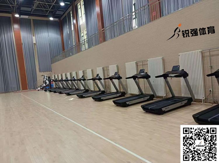 济南某局单位健身房